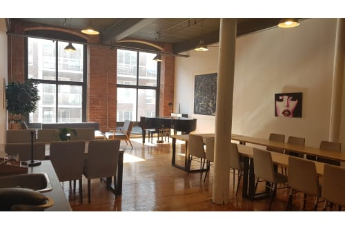 Office space located at 4020 Rue Saint-Ambroise, 2nd Floor, Suite 226, #4
