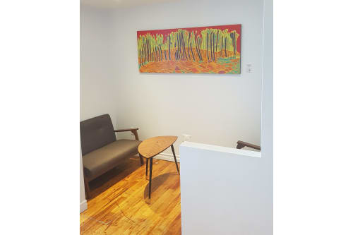 Office space located at 4020 Rue Saint-Ambroise, 4th Floor, Suite 493, #6