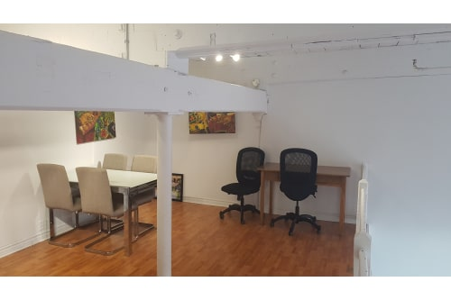 Office space located at 4020 Rue Saint-Ambroise, 4th Floor, Suite 493, #8