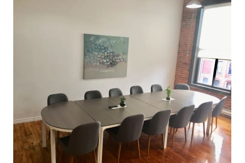 Office space located at 4020 Rue Saint-Ambroise, 4th Floor, Suite 493, #3