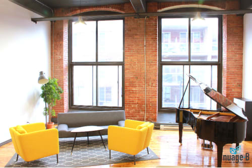 Office space located at 4020 Rue Saint-Ambroise, 2nd Floor, Suite 226, #7