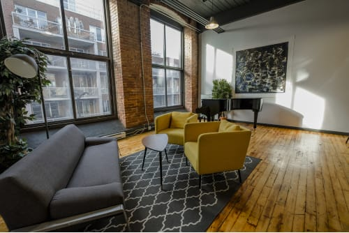 Office space located at 4020 Rue Saint-Ambroise, 2nd Floor, Suite 226, #8