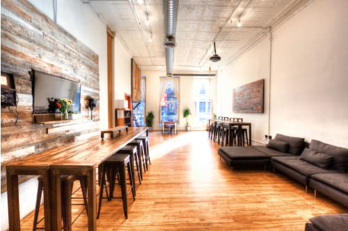 Office space located at 447 Broadway, 2nd Floor, Room Event Space, #1