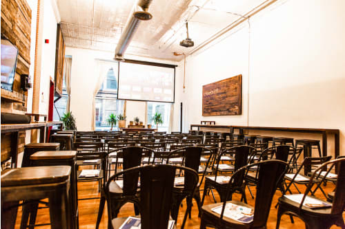 Office space located at 447 Broadway, 2nd Floor, Room Event Space, #8