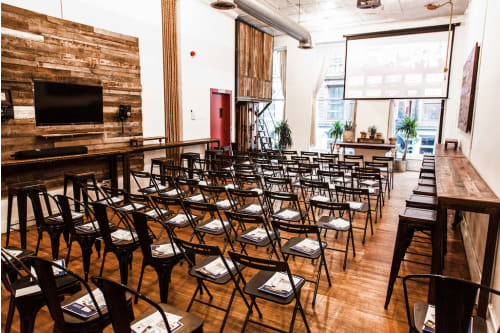 Office space located at 447 Broadway, 2nd Floor, Room Event Space, #9