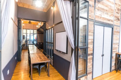 Office space located at 447 Broadway, 2nd Floor, Room Soho Meeting Lounge, #2