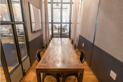 Office space located at 447 Broadway, 2nd Floor, Room Soho Meeting Room, #1