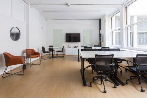 Office space located at 465 California St., 12th Floor, Suite 1290, #6