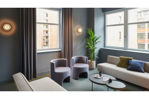 Office space located at 5 Upper St Martin's Lane, Room MR 03 Sofa, #1
