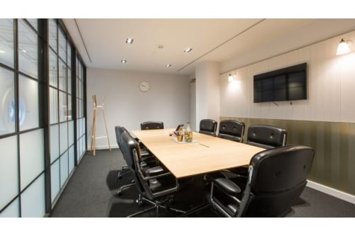 Office space located at 50 Liverpool Street, Room MR 01, #1