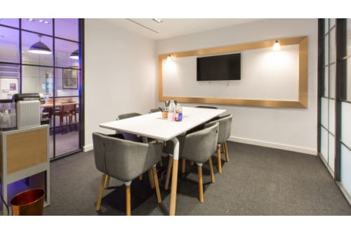 Office space located at 50 Liverpool Street, Room MR 05, #2