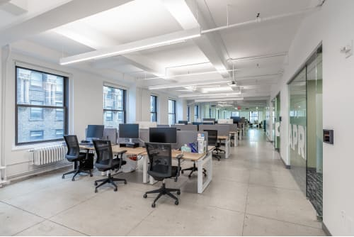 Office space located at 530 7th Avenue, 15th Floor, Suite 1500, #1