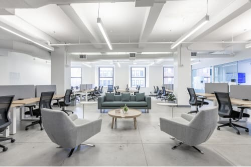 Office space located at 530 7th Avenue, 15th Floor, Suite 1500, #9