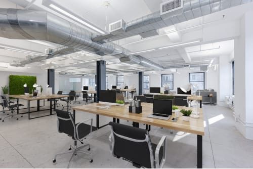 Office space located at 530 7th Avenue, 19th Floor, Suite 1901, #1