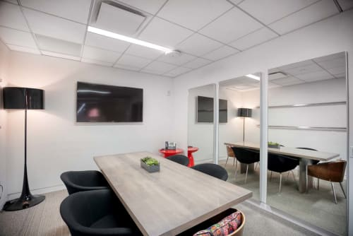 Office space located at The Mezz, #The Mezz, 530 7th Avenue, M1 Floor, Room The Mezz, #1