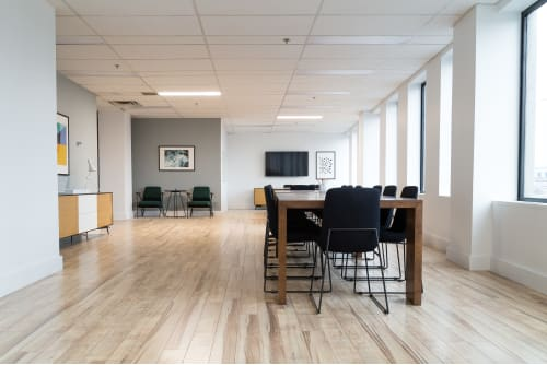 Office space located at 555 Boulevard René-Levesque O., 12th Floor, Suite 1230, #1