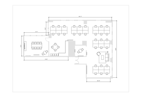 Floor-plan of 564 Market St., 3rd Floor, Suite 316