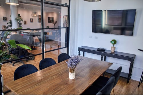 Office space located at 594 Broadway, 7th Floor, Suite 701, Room Private Meeting Room, #2
