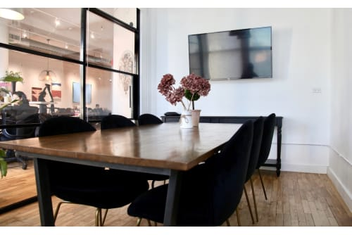 Office space located at 594 Broadway, 7th Floor, Suite 701, Room Private Meeting Room, #1