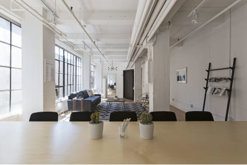 Office space located at 601 West 26th Street, 2nd Floor, Suite M201, #3