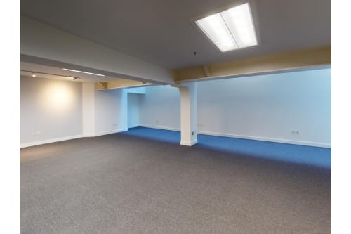 Office space located at 649 Front Street, Basement Floor, #6