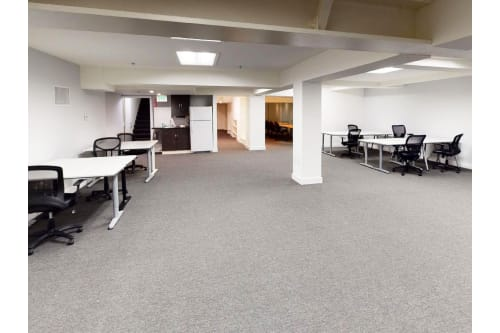 Office space located at 649 Front Street, Basement Floor, #1