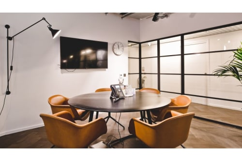Office space located at 7 Pancras Square, Room MR 03, #1