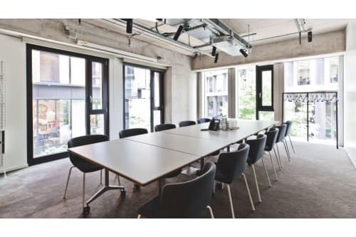 Office space located at 7 Pancras Square, Room MR 08, #1