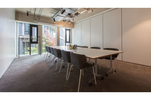 Office space located at 7 Pancras Square, Room MR 08, #2