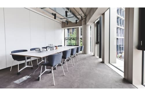 Office space located at 7 Pancras Square, Room MR 08, #3