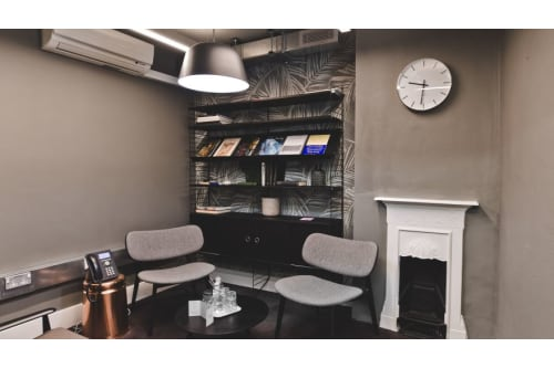 Office space located at 7 Pancras Square, Room SB.G Reading room, #1