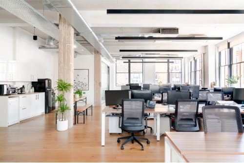 Office space located at 80 Clerkenwell Road, Clerkenwell, 1st Floor, #1