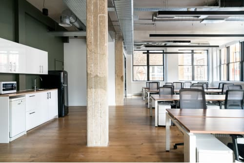 Office space located at 80 Clerkenwell Road, Clerkenwell, 1st Floor, #2