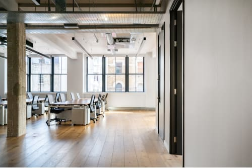 Office space located at 80 Clerkenwell Road, Clerkenwell, 1st Floor, #8
