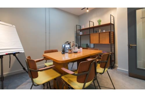 Office space located at 81 Rivington Street, Room MR 03, #1