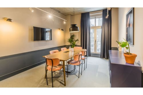 Office space located at 84 Eccleston Square, Room MR 08, #1