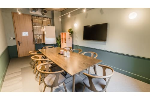 Office space located at 84 Eccleston Square, Room MR 11, #1