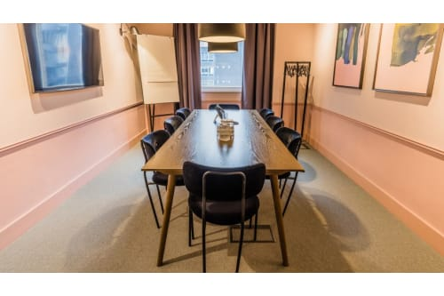 Office space located at 84 Eccleston Square, Room MR 12, #2