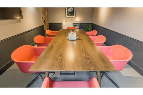 Office space located at 84 Eccleston Square, Room MR 12, #3