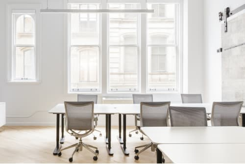 Office space located at 95 Grand Street, 2nd Floor, #3