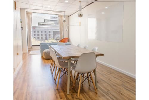 Office space located at 1 Hallidie Plaza, 4th Floor, Suite 408, #1