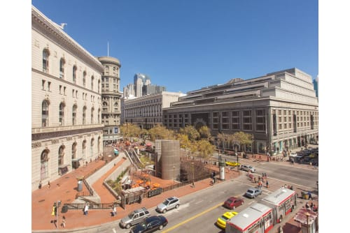 Office space located at 1 Hallidie Plaza, 4th Floor, Suite 408, #3
