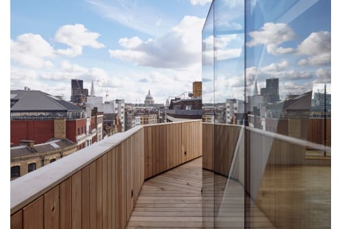 Office space located at 80 Clerkenwell Road, Clerkenwell, 5th Floor, Room The Penthouse, #12