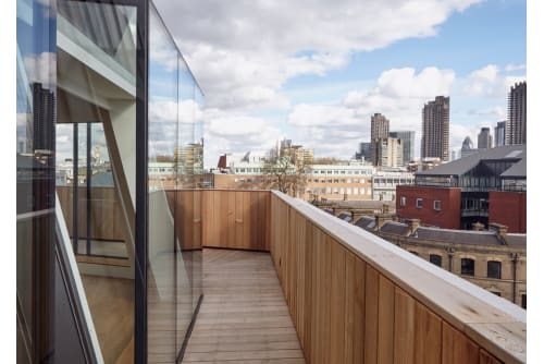 Office space located at 80 Clerkenwell Road, Clerkenwell, 5th Floor, Room The Penthouse, #13
