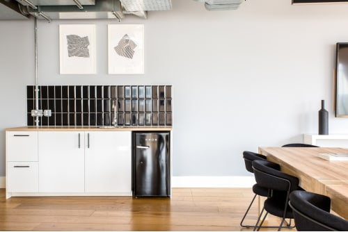 Office space located at 80 Clerkenwell Road, Clerkenwell, 5th Floor, Room The Penthouse, #3