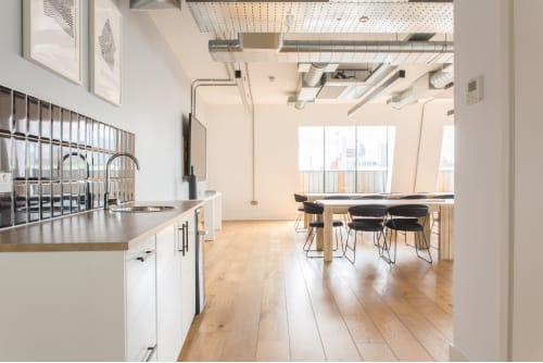 Office space located at 80 Clerkenwell Road, Clerkenwell, 5th Floor, Room The Penthouse, #4