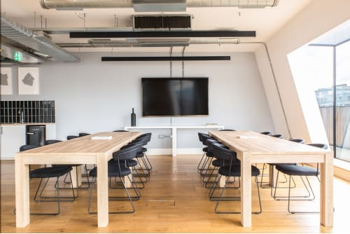 Office space located at 80 Clerkenwell Road, Clerkenwell, 5th Floor, Room The Penthouse, #2
