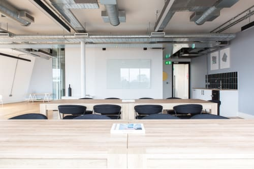 Office space located at 80 Clerkenwell Road, Clerkenwell, 5th Floor, Room The Penthouse, #6