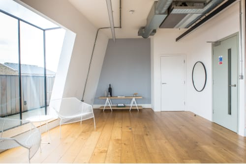 Office space located at 80 Clerkenwell Road, Clerkenwell, 5th Floor, Room The Penthouse, #9