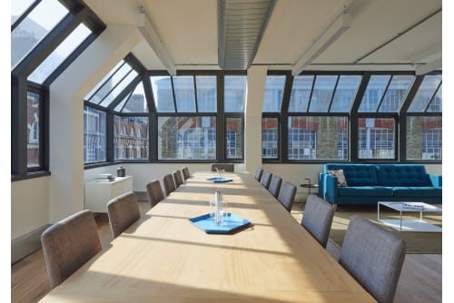 Office space located at 100 Clifton Street, Shoreditch, 3rd Floor, Room 2, #1
